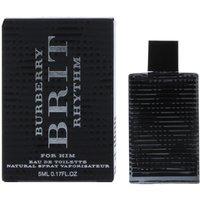 Burberry Brit Rhythm M Eau De Toilette 5ml Mini