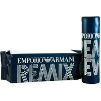 Armani Remix For Men Eau De Toilette 100ml Spray