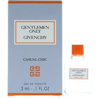 Image of Givenchy Gentlemen Only Casual Chic Eau de Toilette 3ml Mini