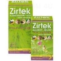 Zirtek Allergy Solution s/f 150mls