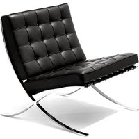 Knoll International Knoll - Barcelona® Sessel, schwarz