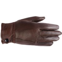 Lge Ladies Gloves Black/brown