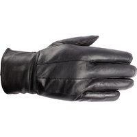 Med Mens Gloves Black Brown