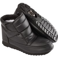 Snow   Ice Boots Black Mens 11