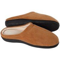Womens Size 4 5 Beige Gel Slippers