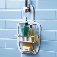 Folding Shower Caddy by Coopers of Stortford