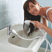 Mixer Tap Shower Head Attachment by Coopers of Stortford