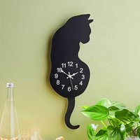 Wagging Tail Clock by Coopers of Stortford