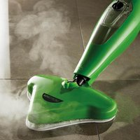 Steam Cleaner Max 12-in-1 Green by Coopers of Stortford