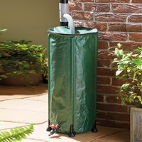 Collapsible Water Butt 100L By Coopers of Stortford