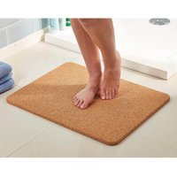 Cork Bath Mat by Coopers of Stortford