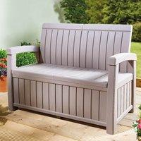 Garden Storage Bench by Coopers of Stortford
