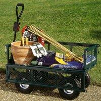 Garden Cart With Liner