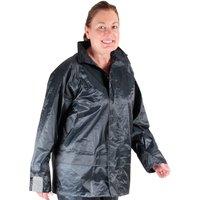 Navy Waterproof Jacket L