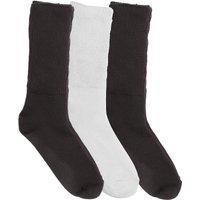 L Pk3 Diabetic Socks