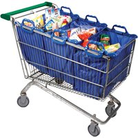 Pk 3 Trolley Shopping Bags