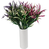Flowers In Vase Artificial