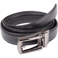 Leather Click Belt