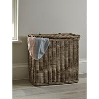 Rectangle Rattan Laundry Basket
