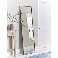 Bronze Frame Full Length Mirror