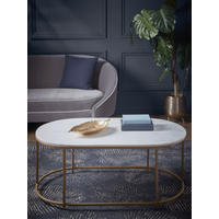 Dita Marble Coffee Table
