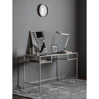 NEW Villette Desk - Silver