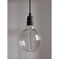 Indoor Outdoor LED Bulb Pendant