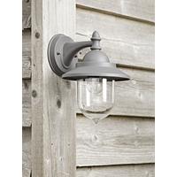 Outdoor Wall Lantern - Charcoal