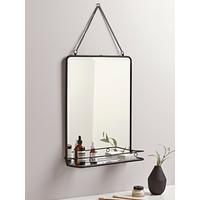 Folding Mirror - Black