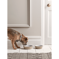 Taupe Pet Bowl - Small