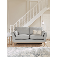 The Nordic Sofa Bed - Smoke Linen Cotton Blend