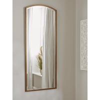 Antique Gold Arch Top - Floor Length Mirror