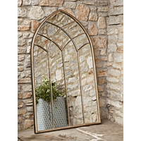 Elegant Outdoor Mirror