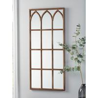 NEW Indoor Outdoor Rectangular Gothic Mirror