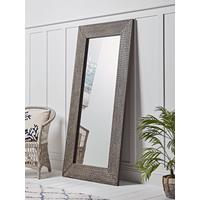 NEW Hammered Frame Full Length Mirror