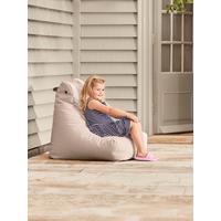 NEW Indoor Outdoor Kids Beanbag - Soft Blush
