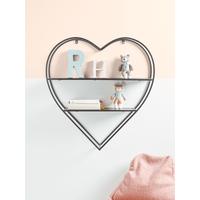 NEW Heart Wall Shelf