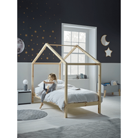 NEW Wooden House Bed