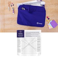 Threader's Carryall Bag with Junior Shape Creator Collection