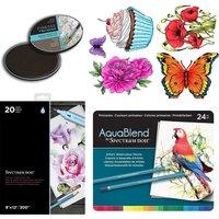 Image of Spectrum Noir Aquablend Starter Kit