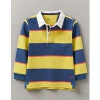 Crew Clothing Boys Long Sleeve Rugby Shirt
