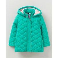 Crew Clothing Girls Lightweight Diamond Quilt Jacket