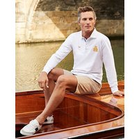Crew Clothing Henley Heritage Classic Rugby Shirt