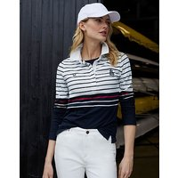 Crew Clothing Henley Heritage Rugby Shirt