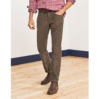 Parker Straight Cord Trouser