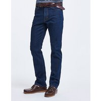Parker Straight Leg Jean In Indigo Blue