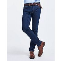 Spencer Slim Leg Jean In Indigo Blue
