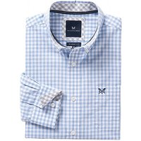 Portloe Classic Fit Gingham Shirt