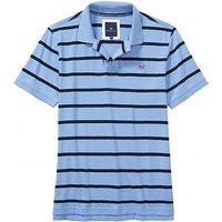 Aldingham Stripe Jersey Polo