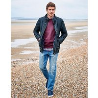 Rushford Lightweight Jacket in Charcoal Grey